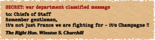 churchill quote opt